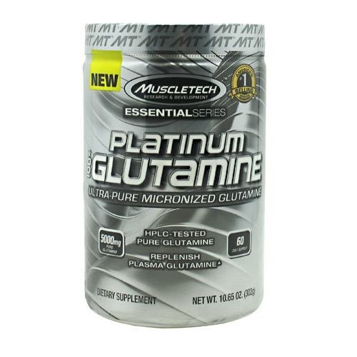Muscletech Essential Series 100% Platinum Glutamine
