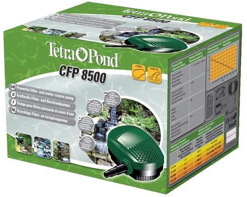 Tetra 171220 Pond CFP 8500 Filter und Bachlaufpumpe (für den Gartenteich)