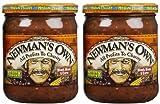 corn black bean salsa - Newman's Own Black Bean & Corn Salsa, 16 oz, 2 pk