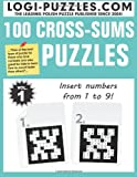 100 Cross-Sums Puzzles, Logi Puzzles, 1494709368