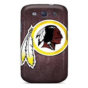 Snap-on Washington Redskins 6 Case Cover Skin Compatible With Galaxy S3