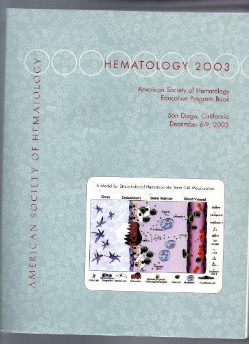 hematology-2003-american-society-of-hematology-december-6-9