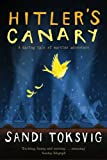 Front cover for the book Hitler's Canary by Sandi Toksvig