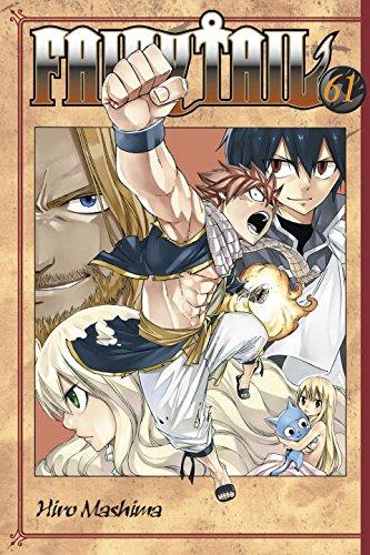 fairy tail manga book 1 - 5