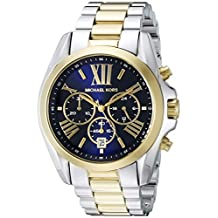 Michael Kors Bradshaw MK5976 Women's Wrist Watches, Blue Dial
