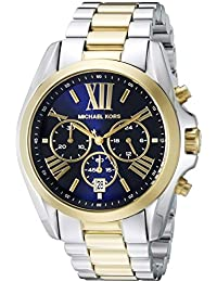 Men's Bradshaw Two-Tone Watch MK5976