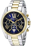 Michael Kors Best Deals - Michael Kors Men's MK5976 Bradshaw Two Tone Analog Quartz Stainless Steel Watch