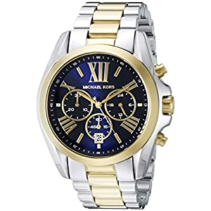 Michael Kors Women's 43MM Bradshaw Chronograph Watch