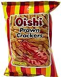 Cheap Oishi Prawn Crackers Original Flavor 2.12oz Pack of 4