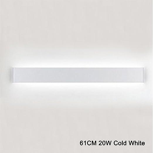 K-Bright Applique da Parete Interni LED,Lunga luce a parete,61CM,20W ...