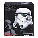 Stormtrooper HELMET 1:1 Scaled replica Wearable Star Wars The Black Series Imperial Stormtrooper Electronic Voice Changer Helmet Star wars collectible