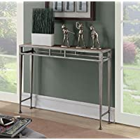 Convenience Concepts 227899WD Gold Coast Julia Hall Console Table, Fir Wood