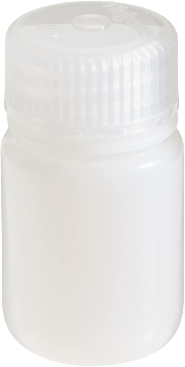 Nalgene HDPE Wide Mouth Round Container
