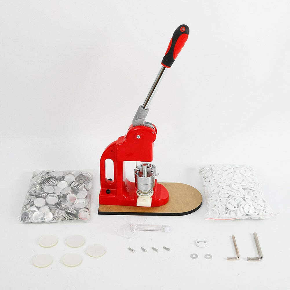 Kiwikatze - Chapas para máquina perforadora (32 mm, con 500 ...