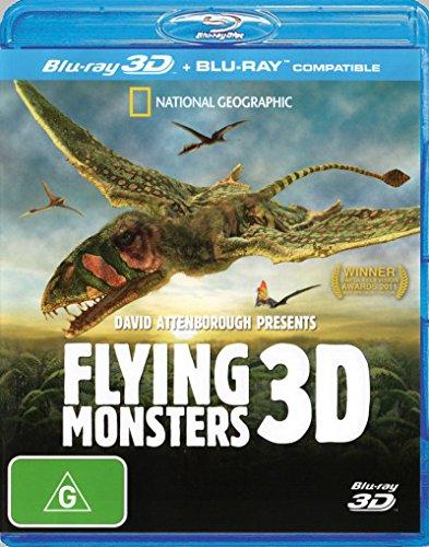 Flying Monsters [3D Blu-ray] [Import - Australia]