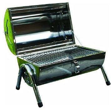 Portátil de mesa de acero inoxidable para barbacoa parrilla de barbacoa plegable para camping