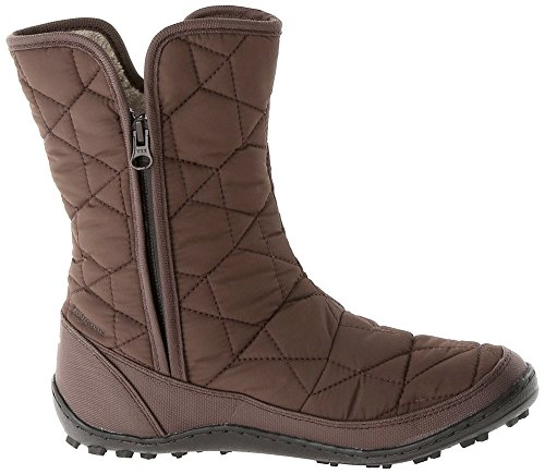 Columbia Boots Slip 25F Insulated Mid Powder Summit Shoes Waterproof Women's ZqwrYtZ