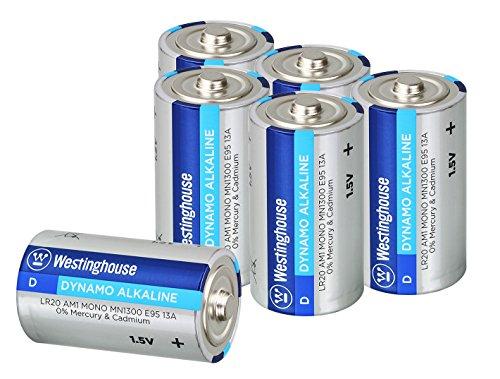 Westinghouse Alkaline Batteries