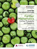 Cambridge International AS & A Level Further Mathematics Further