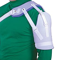 AliMed Hemi Shoulder Sling, 11 inch, Right, Small