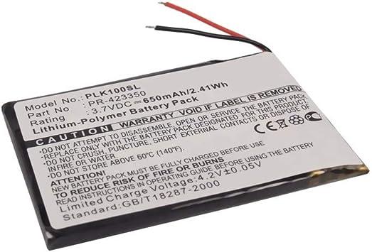 batterie de rechange sony mdr-ds6500 casque