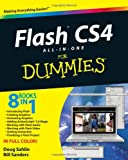 Flash Cs4 All-In-One for Dummies, Doug Sahlin and William B. Sanders, 0470385391