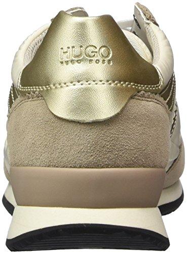 Beige Zapatillas Mujer Adreny Para Hugo natural wqSZI1BnP