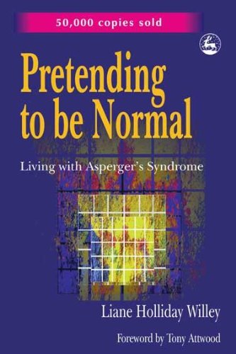 Book Cover: Pretending to be Normal