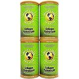 Great Lakes Gelatin, Gelatin Collagen (Green), 1 Lb (Pack of 4