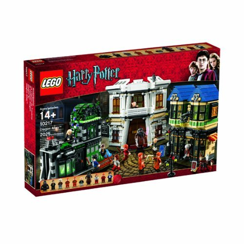 LEGO Potter Diagon Discontinued manufacturer