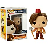Funko - Pop Collection - Doctor Who - 11th Doctor Fez & Mop Exclu - 0849803057183