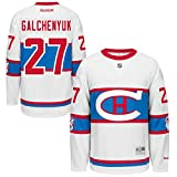 Alex Galchenyuk Montreal Canadiens 2016 NHL Winter Classic Premier Reebok Jersey (L)