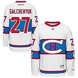 Alex Galchenyuk Montreal Canadiens 2016 NHL Winter Classic Premier Reebok Jersey (L)