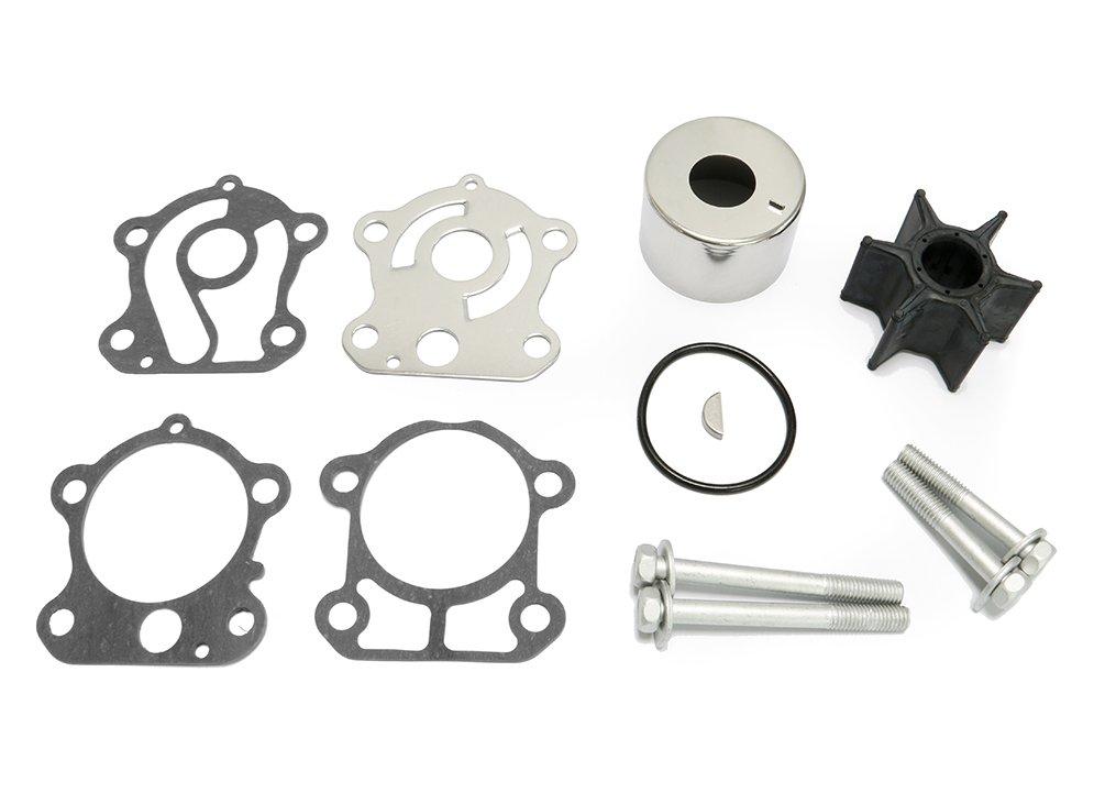 Full Power Plus Yamaha 75HP 80HP 90HP 100HP Water Pump Repair Kit Impeller Replacement Kit Sierra 18-3451 67F-W0078-00