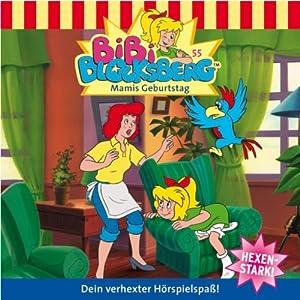 Mamis Geburtstag (Bibi Blocksberg 55) Hörspiel