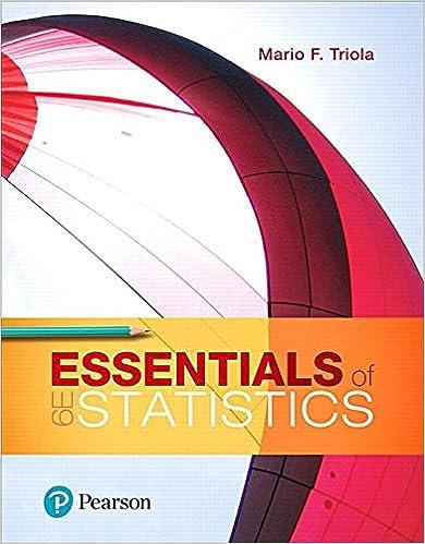 Amazoncom Essentials Of Statistics Plus Mylab Statistics With