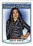 2019 Upper Deck Goodwin Champions #9 Molly Qerim ESPN HOST