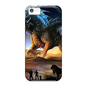 BestSellerWen Hard Plastic iPhone 6 plus 5.5 Case Back Cover,hot Dragons Fantasy Art Case At Perfect Diy
