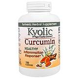 Wakunaga - Kyolic, Curcumin, 150 Capsules - 3PC