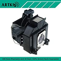 ELPLP69 / V13H010L69 Replacement Lamp for Epson HC5010 EH-TW9000 EH-TW9500C EH-TW8500C HC6010