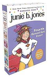 Junie B. Jones's Fourth Boxed Set Ever! (Books 13-16)