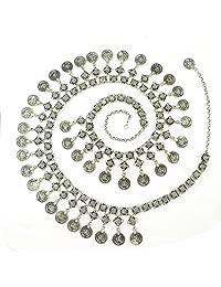Bohemia Gypsy Waist Body Chain Boho Drop Coins Hippie Belt Belly Jewelry for Women