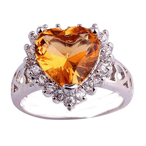 3.5 Ct Heart Diamond - 2