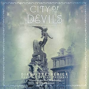 City of Devils Audiobook