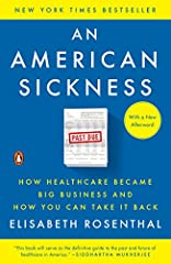 """ANew York Times bestseller/Washington Post Notable Book of 2017/NPR Best Books of 2017/Wall Street Journal Best Books of 2017""""This book will serve as the definitive guide to the past and future of health care in America.""""—Siddhartha Mukherj..."""