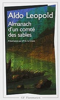 Almanach d'un comté des sables par Leopold