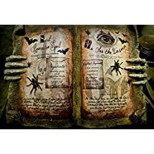 MAGIC ENCYCLOPEDIA: All about magic,spells,rituals in one place!