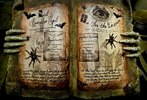 MAGIC ENCYCLOPEDIA: All about magic, spells, rituals in one