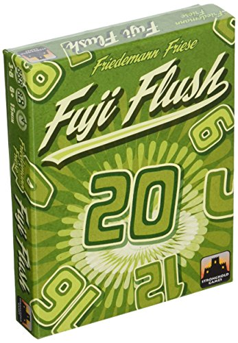 Stronghold Games Fuji Flush Game Card Game ()