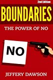 Boundaries: The Power of NO